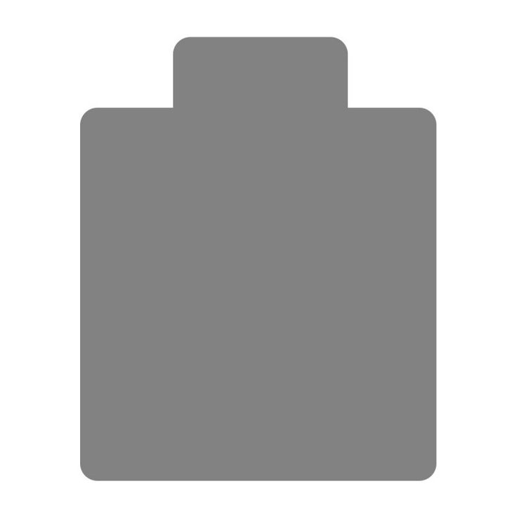 Floortex Cleartex Advantagemat PVC Clear Chairmat - 11341530LV