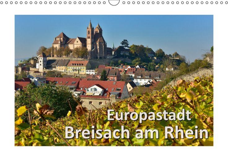 Europastadt Breisach am Rhein - CALVENDO