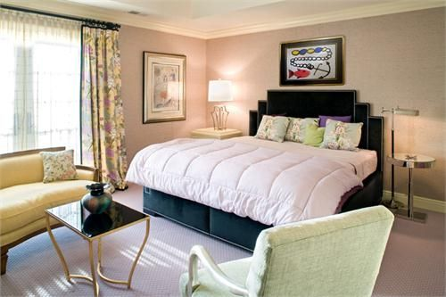 Relaxing Transitional Bedroom by Irwin Weiner on HomePortfolio