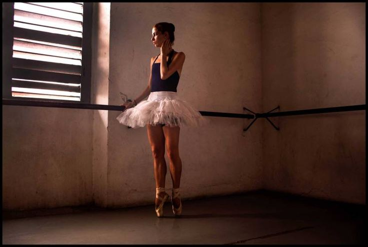 Prodanza Ballet Academy, Havana, 2014