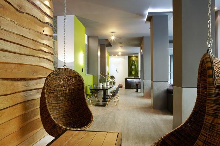 Green Bar Thessaloniki Town (City Hotel)