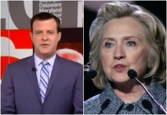 AJAM's David Shuster Exclusive: Hillary Clinton to be Interviewed by FBI Director Comey in Coming Days by Joe Concha | 8:02 pm, March 30th, 2016