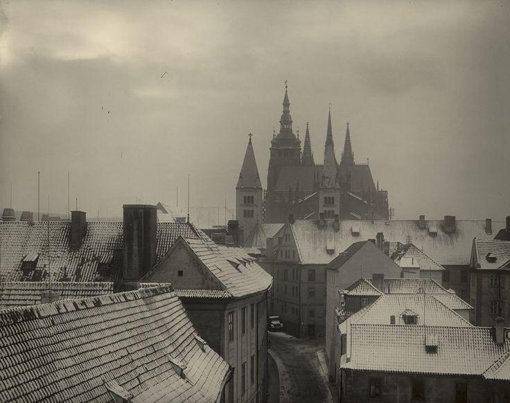 BEAUTIFUL  PRAGUE  by  JOSEF  SUDEK .