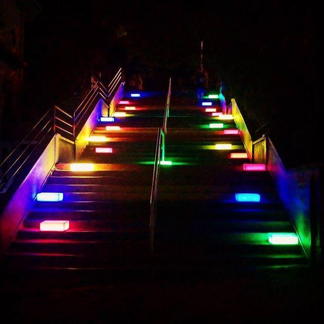 Merdiven gibi merdiven Moda Sahil,Kadıköy