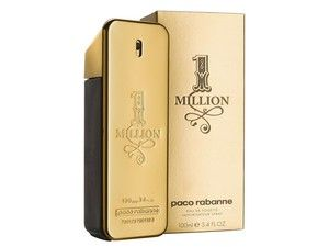 Perfume 1 Million 100ml Paco Rabanne Masculino Eau de Toilette com melhor preço