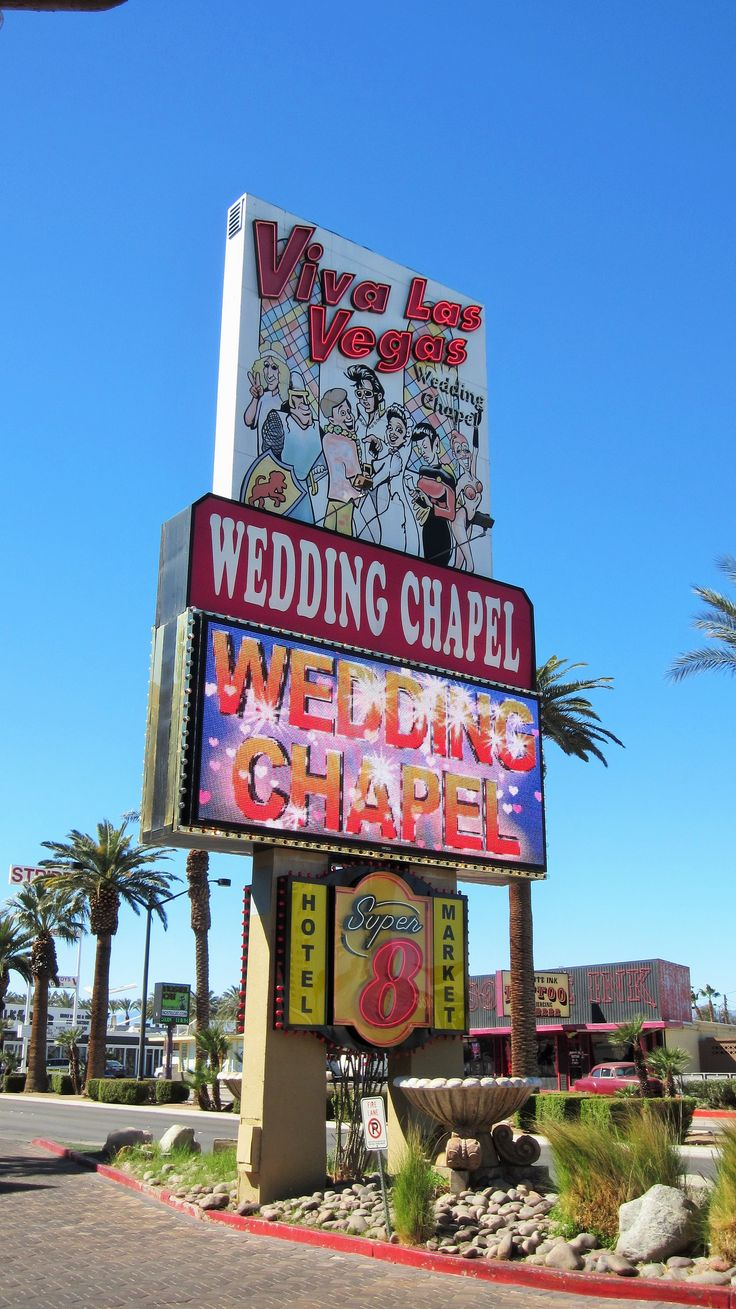 Welcome To Viva Las Vegas Wedding Chapel  1205 Las Vegas Blvd. S, 891 04 Las Vegas, NV. USA #Elvis #Love #WeddingChapel #VivaLasVegas #Weddings