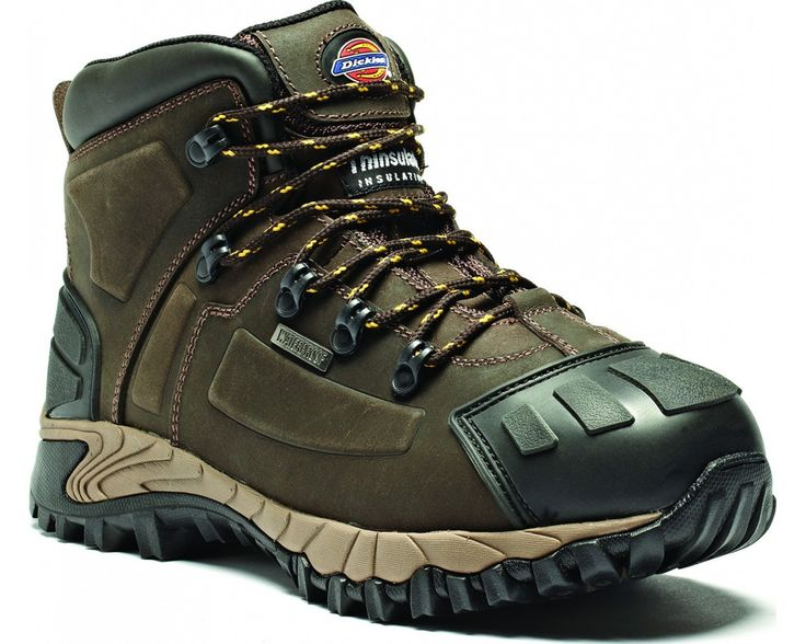 Dickies Medway Safety Hiker (Sizes 6-12) FD23310 Dickies Workwear UK