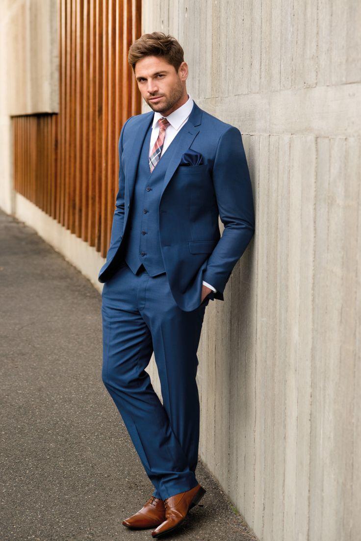 Ferrari Formalwear & Bridal | Spring Racing | Formal Fashion | Fashion on the Field | Suit | Spring Wedding