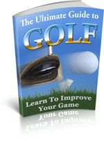 Illustration Hobbies - The Ultimate Guide to Golf