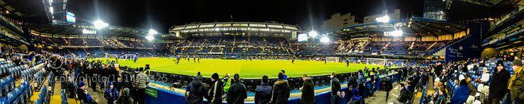 Stamford Bridge by AliKordZadeh #Sports #fadighanemmd