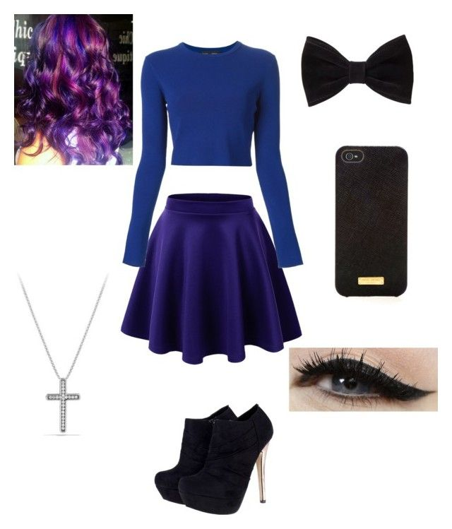 """""""#17"""" by undeaddemon18 ❤ liked on Polyvore featuring Proenza Schouler, Henri Bendel, Forever 21, David Yurman and Anatomy Of"""