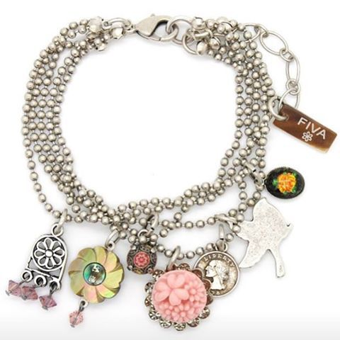 FIVA Summer memory armband... #applepiepieces Echt geweldug