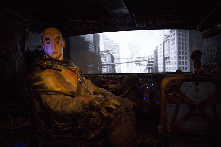 Visual Effects - National Museum of Cinema, Turin