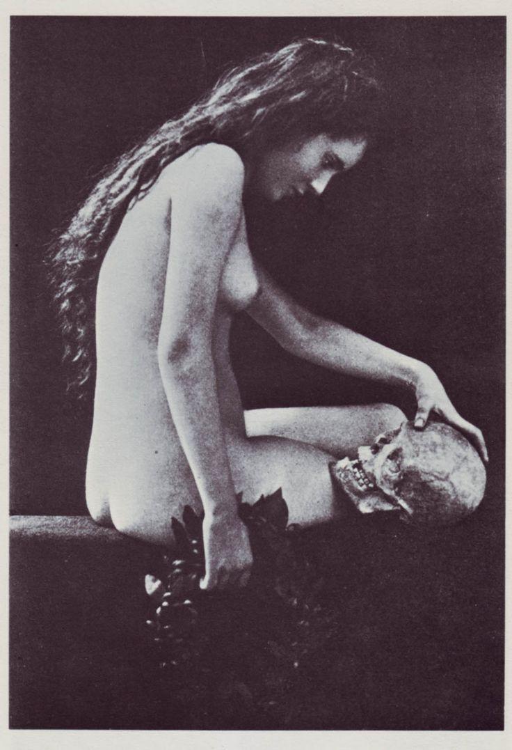 Graham Ovenden naked