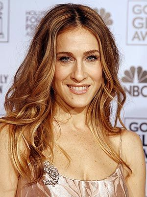 Seems to live life exactly how she wants to - SJP