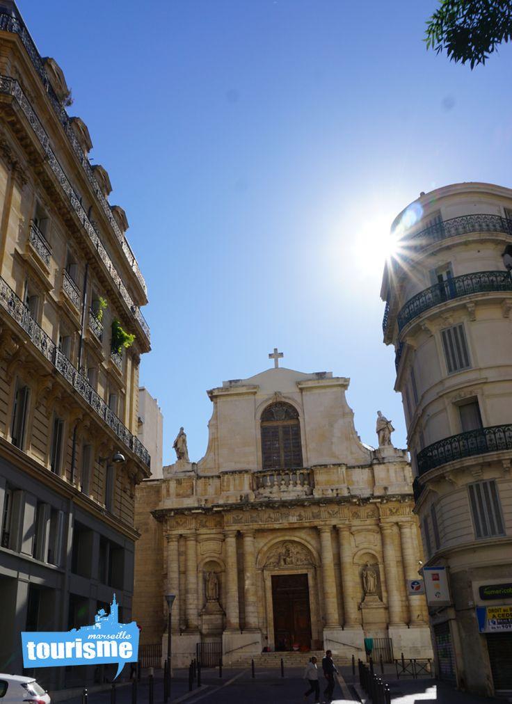 Eglise St Cannat de #Marseille sous un beau #soleil ! #vacances #voyage #architecture #monuments