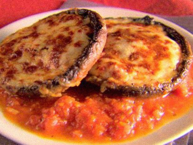 Cogumelo à Parmegiana - Food Network