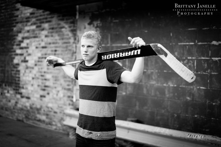 senior pictures ideas for HOCKEY PLAYERS | Aaron: Senior Pictures » brittanyjanellephotography.com