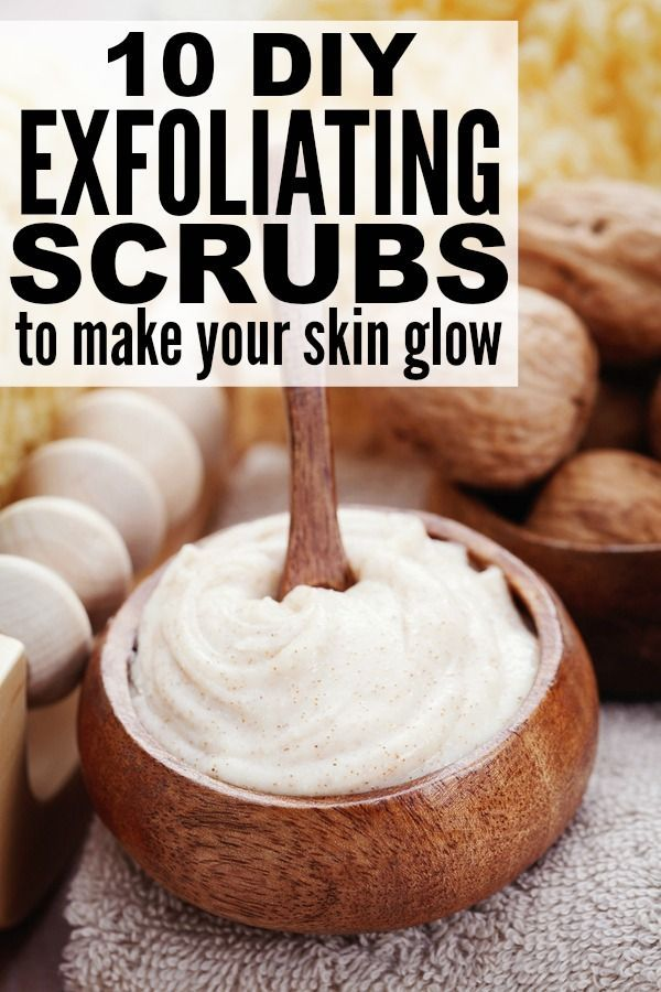 Coconut Coffee Anti-Cellulite Scrub, 10 Of The Best Recipes