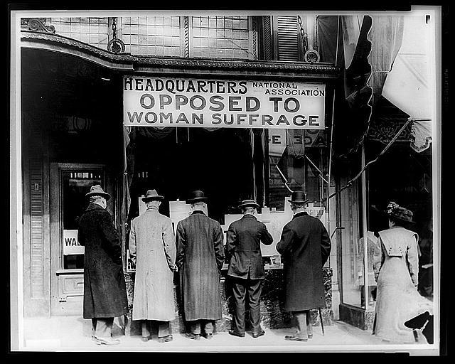 Antisuffragists