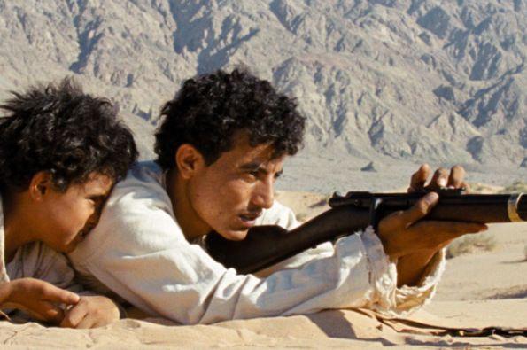 THEEB  Jordania dir. Naji Abu Nowar cast. Jacir El Al-Hwietat, Hussein Salameh Al-Sweilhyieen #lodz #łódź