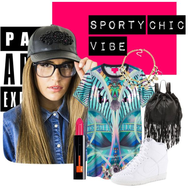 """Shop Sporty Chic at Vibe Jewels!"" by vibejewels1 on Polyvore"