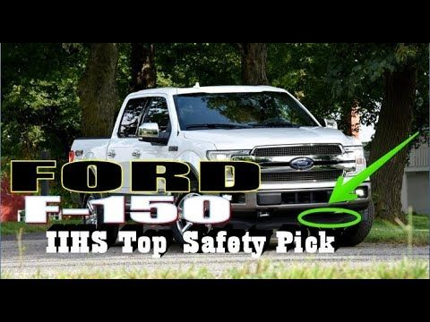 WOW ...!!! 2018 Ford F-150 : With The Emergency Collision Warning System...
