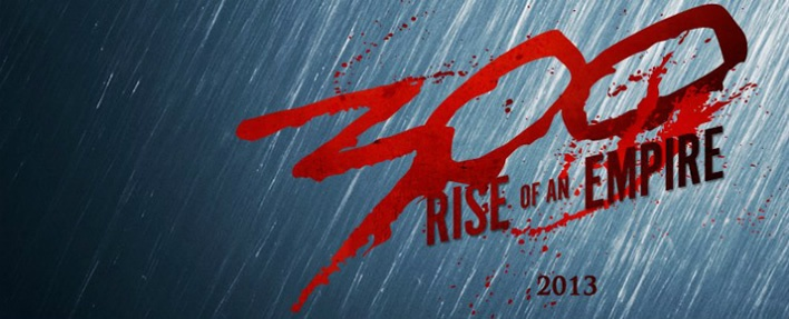 300 Rise of an Empire: Heres the official logo!
