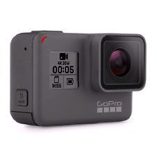 GoPro HERO5 Black Camera | Built-In LCD | 4K | Be a HERO