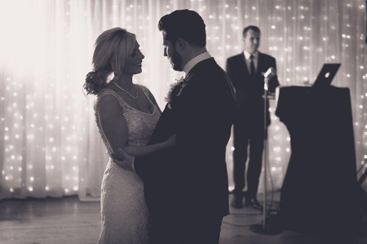 Essex Wedding Photographer Stock Brook Manor Romantic First Dance by Light Source Weddings