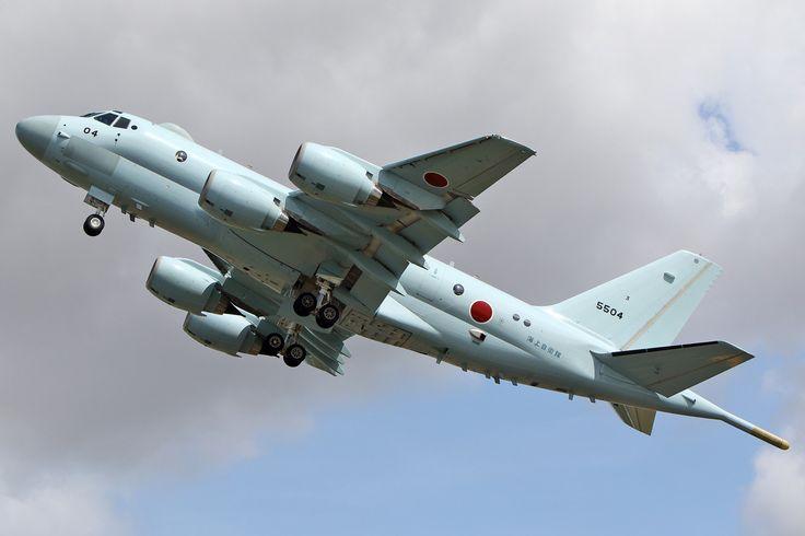 https://flic.kr/p/wdcdNC | 5504 Kawasaki P-1 JMSDF, VX-51, NAS Atsugi, Japan.