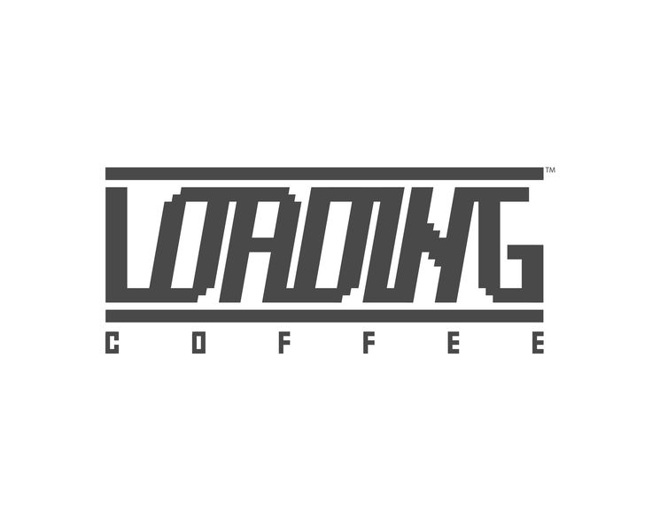 Loading Coffee brand Identity logo designed through the services of War Cry Studios. These folks are the upcoming coffee legends!