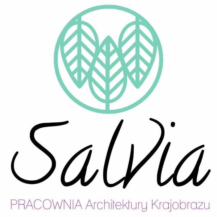 PracowniaSalvia.pl  PracowniaSalvia.blogspot.com  Pracownia Architektury Krajobrazu Salvia  Projekty ogrodów i zielonych przestrzeni.  #garden #gardendesign #logo #font #finallogodesign #salvia #pracowniasalvia