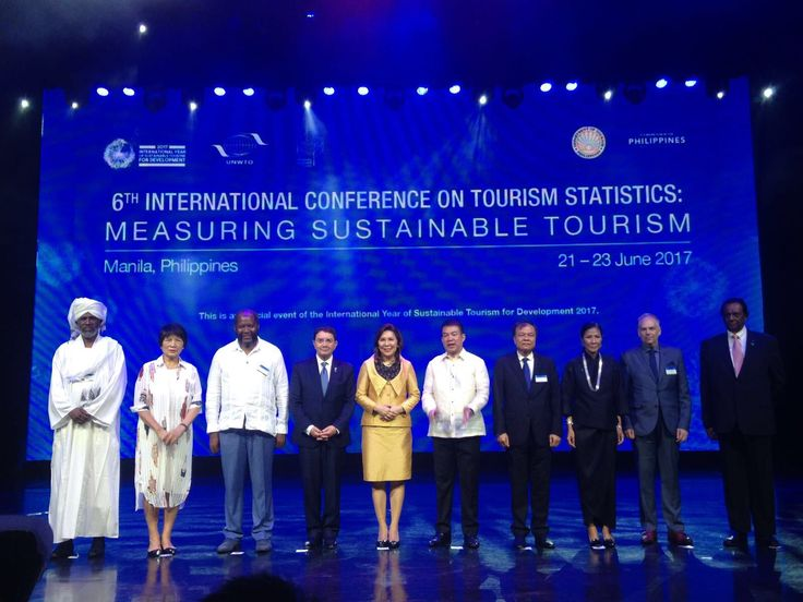 #UNWTO Manila Conference sets #Roadmap to measure #SustainableTourism
