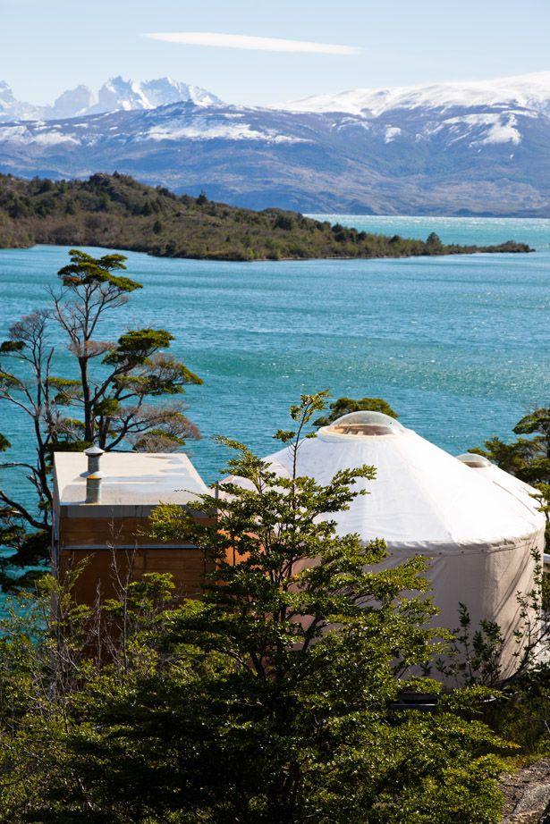 Patagonia Camp, yurts in Torres del Paine National Park