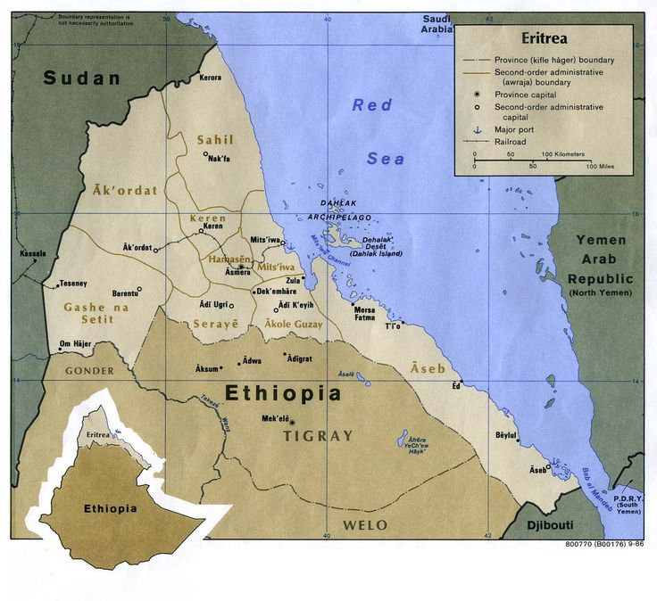 12 best Class Eritrea Map images on Pinterest | Ethiopia, Maps and