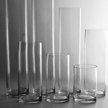 Wholesale Glass Vases - Cheap glass vases, wholesale glass vases, containers, and cylinder vases - Wholesale Flowers and Supplies