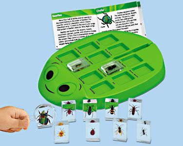 Real Bugs Discovery Kit at Lakeshore Learning