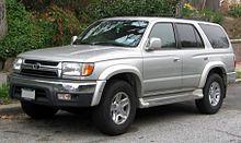 Toyota 4Runner - Wikipedia, the free encyclopedia