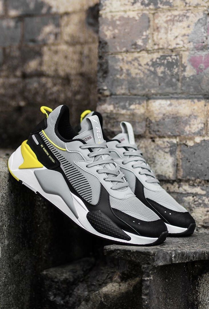 Puma RS X | Puma sneakers shoes, Sneakers men fashion, Puma
