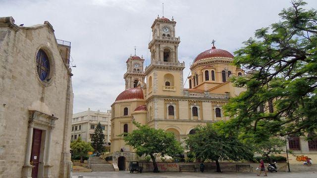 Saint Minas Church | Heraklion, Crete