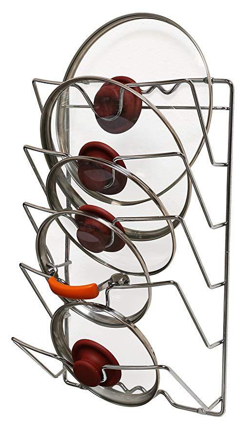 pin by alyssa haverfield on kitchen kaboodle pan storage pot lids pot rack on kaboodle kitchen storage id=99325