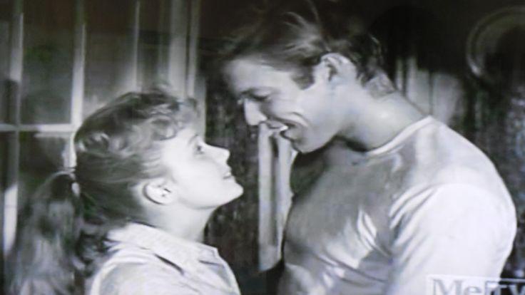 """The Watcher"" (Thriller,1960) Olive Sturgess and Richard Chamberlain"