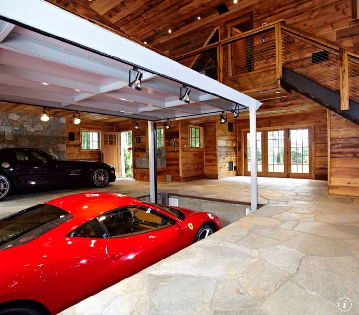243 Best Dream Garage Images On Pinterest: 21 Best The World's Most Amazing Garages Images On