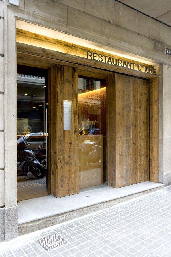 Restaurante Coure- Alfons Tost