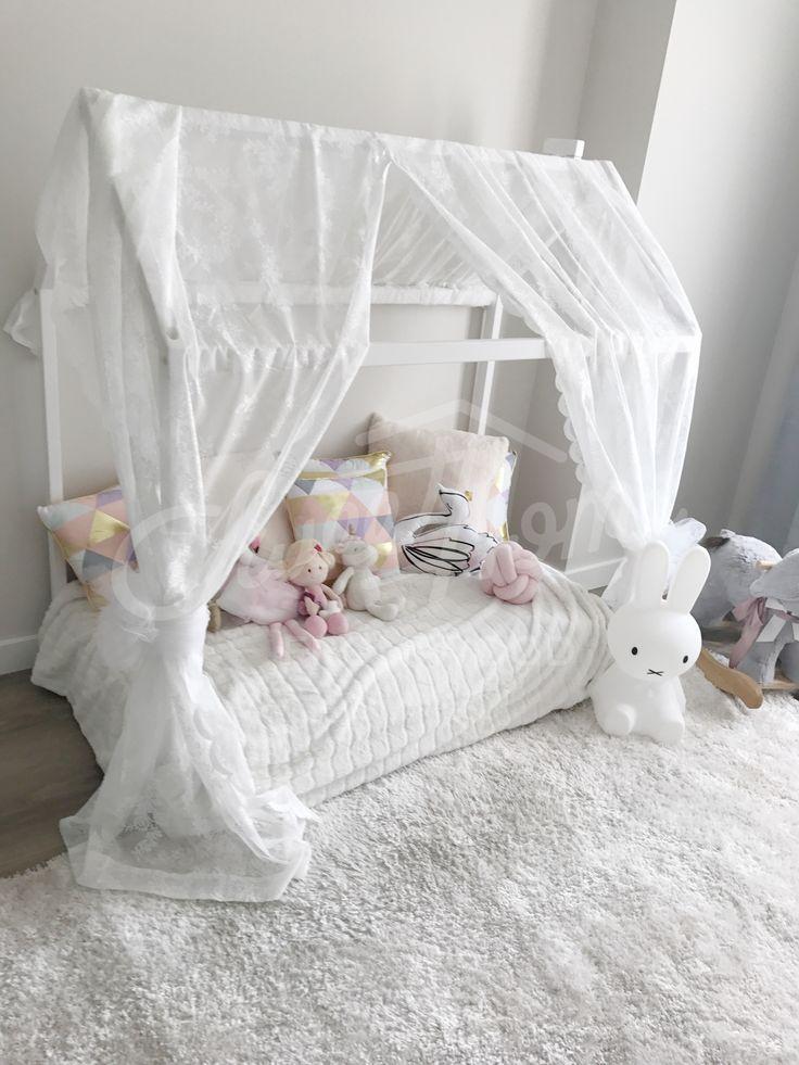 Girls Kids Childrens Wooden Nursery Bedroom Furniture Toy: Best 25+ Toddler Floor Bed Ideas On Pinterest