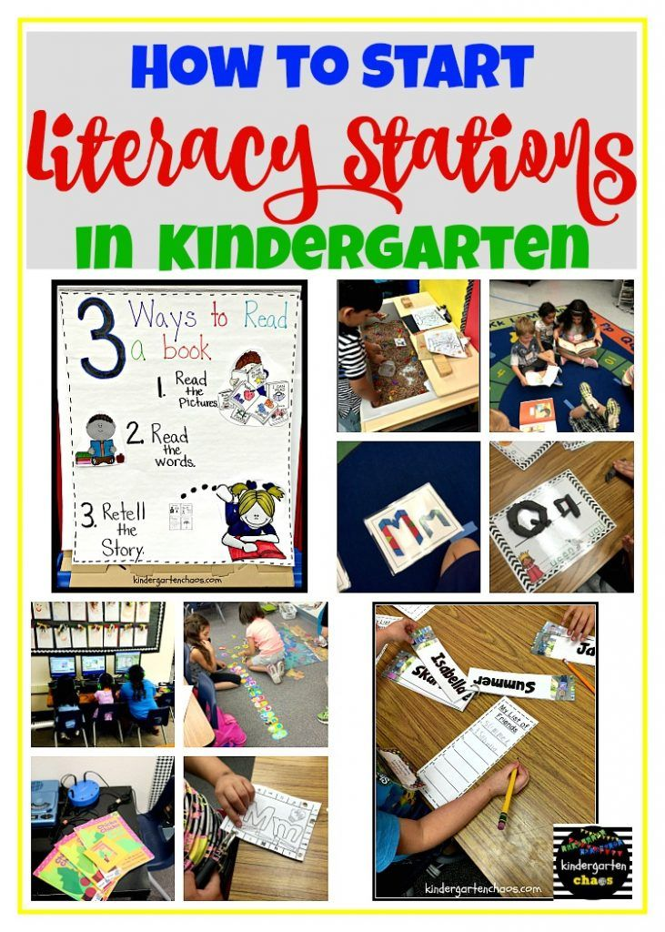 Day 5 of my 31 Days of Kindergarten series and it's time to chat about How to Start Literacy Stations in Kindergarten. Stations are my wheelhouse and I feel very confident introducing and running them in my classroom. I have taken several workshops dedicated to literacy work stations and eventually got the opportunity to become …