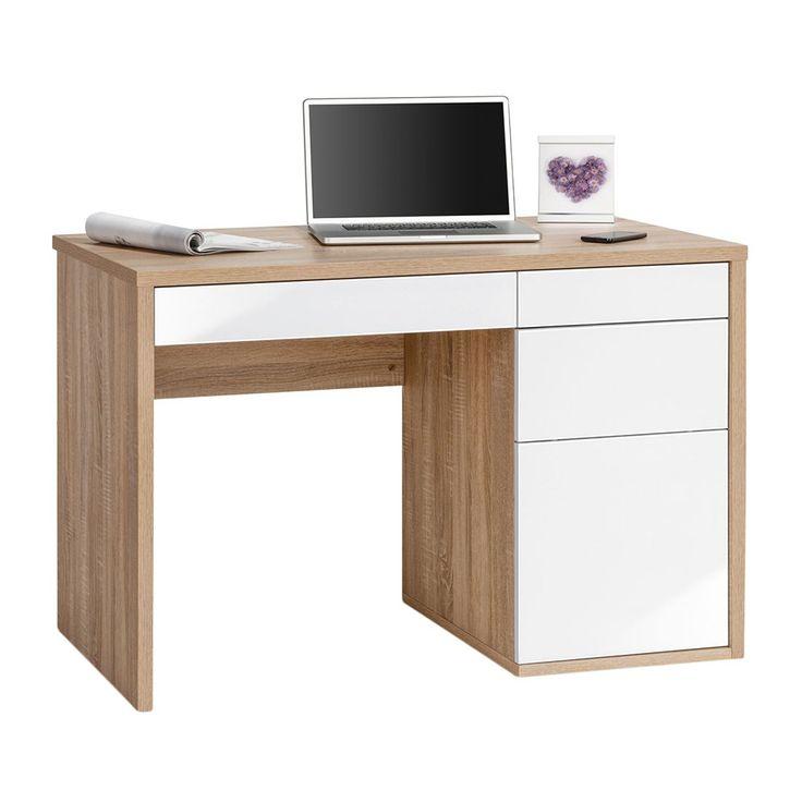 Büromöbel weiß chrom  Die besten 25+ Schreibtisch weiß hochglanz Ideen auf Pinterest ...