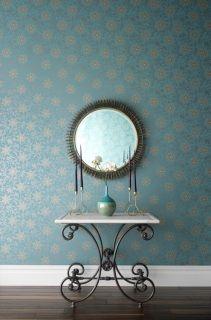 Sophie Conran For Arthouse Aurelia Turquoise