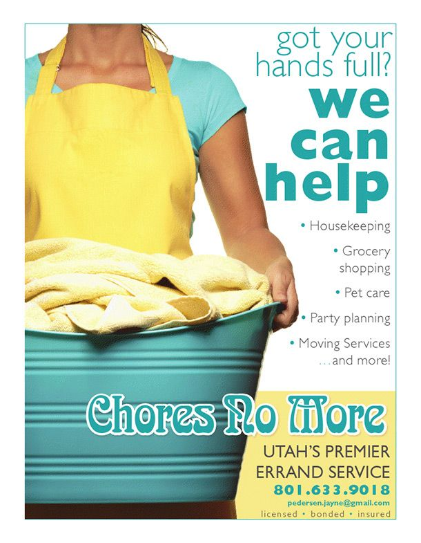 The 25+ best Cleaning service flyer ideas on Pinterest Cleaning - cleaning services resume
